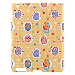 Fun Easter Eggs Apple Ipad 3/4 Hardshell Case