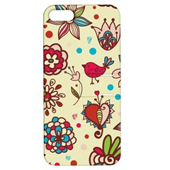 Spring Time Fun Apple Iphone 5 Hardshell Case With Stand