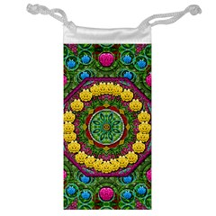 Bohemian Chic In Fantasy Style Jewelry Bag