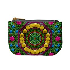 Bohemian Chic In Fantasy Style Mini Coin Purses