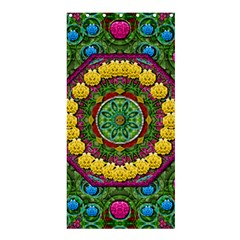 Bohemian Chic In Fantasy Style Shower Curtain 36  X 72  (stall)