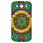 Bohemian Chic In Fantasy Style Samsung Galaxy S3 S III Classic Hardshell Back Case Front