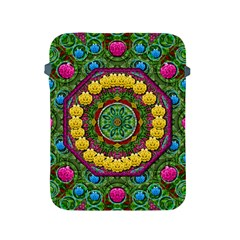 Bohemian Chic In Fantasy Style Apple Ipad 2/3/4 Protective Soft Cases