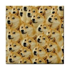Corgi Dog Face Towel