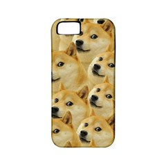 Corgi Dog Apple Iphone 5 Classic Hardshell Case (pc+silicone)