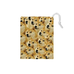 Corgi Dog Drawstring Pouches (small)