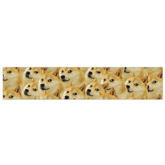 Corgi Dog Small Flano Scarf
