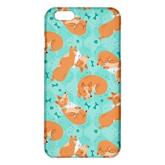 Corgi Dog Pattern Iphone 6 Plus/6s Plus Tpu Case