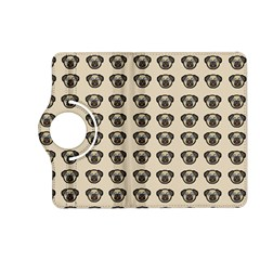 Puppy Dog Pug Pup Graphic Kindle Fire Hd (2013) Flip 360 Case