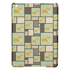 Quirky Corgi Kraft Present Gift Wrap Wrapping Paper Ipad Air Hardshell Cases