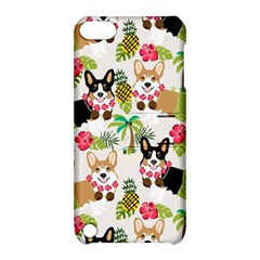 Hula Corgis Fabric Apple Ipod Touch 5 Hardshell Case With Stand