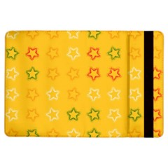 Spray Stars Pattern B Ipad Air Flip