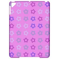 Spray Stars Pattern C Apple Ipad Pro 9 7   Hardshell Case