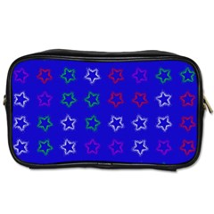 Spray Stars Pattern E Toiletries Bags