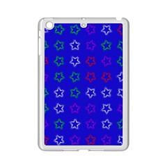 Spray Stars Pattern E Ipad Mini 2 Enamel Coated Cases