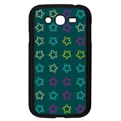 Spray Stars Pattern F Samsung Galaxy Grand Duos I9082 Case (black)