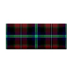 Purple And Red Tartan Plaid Cosmetic Storage Cases