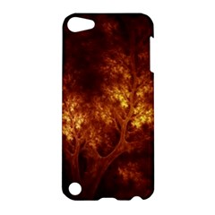 Artsy Brown Trees Apple Ipod Touch 5 Hardshell Case
