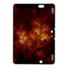 Artsy Brown Trees Kindle Fire Hdx 8 9  Hardshell Case