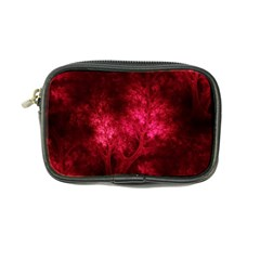Artsy Red Trees Coin Purse
