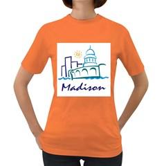 Madison Women s Dark T Shirt