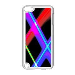 Xmas Light Paintings Apple Ipod Touch 5 Case (white)