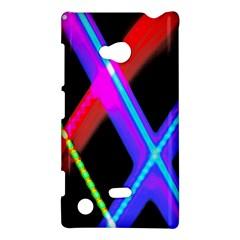 Xmas Light Paintings Nokia Lumia 720