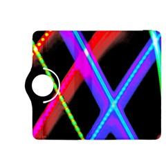 Xmas Light Paintings Kindle Fire Hdx 8 9  Flip 360 Case
