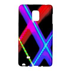 Xmas Light Paintings Galaxy Note Edge