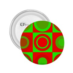 Redg Reen Christmas Background 2 25  Buttons