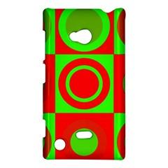 Redg Reen Christmas Background Nokia Lumia 720