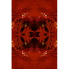 Red Abstract 5 5  X 8 5  Notebooks
