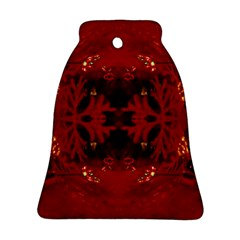 Red Abstract Ornament (bell)