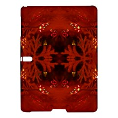 Red Abstract Samsung Galaxy Tab S (10 5 ) Hardshell Case