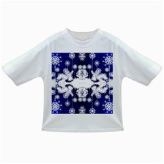 The Effect Of Light  Very Vivid Colours  Fragment Frame Pattern Infant/toddler T Shirts