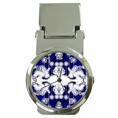 The Effect Of Light  Very Vivid Colours  Fragment Frame Pattern Money Clip Watches