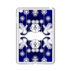 The Effect Of Light  Very Vivid Colours  Fragment Frame Pattern Ipad Mini 2 Enamel Coated Cases