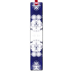 The Effect Of Light  Very Vivid Colours  Fragment Frame Pattern Large Book Marks
