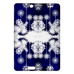 The Effect Of Light  Very Vivid Colours  Fragment Frame Pattern Amazon Kindle Fire Hd (2013) Hardshell Case