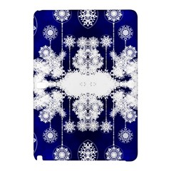The Effect Of Light  Very Vivid Colours  Fragment Frame Pattern Samsung Galaxy Tab Pro 12 2 Hardshell Case