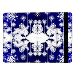 The Effect Of Light  Very Vivid Colours  Fragment Frame Pattern Samsung Galaxy Tab Pro 12 2  Flip Case