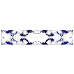 The Effect Of Light  Very Vivid Colours  Fragment Frame Pattern Small Flano Scarf
