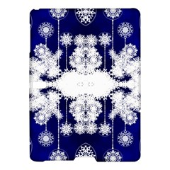 The Effect Of Light  Very Vivid Colours  Fragment Frame Pattern Samsung Galaxy Tab S (10 5 ) Hardshell Case