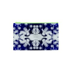 The Effect Of Light  Very Vivid Colours  Fragment Frame Pattern Cosmetic Bag (xs)