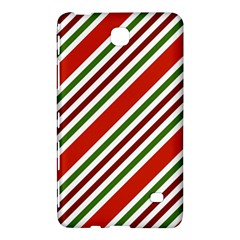 Christmas Color Stripes Samsung Galaxy Tab 4 (8 ) Hardshell Case