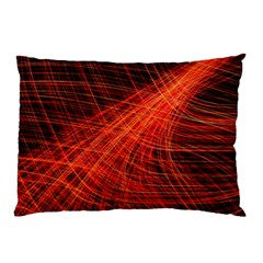A Christmas Light Painting Pillow Case