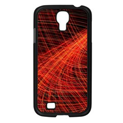 A Christmas Light Painting Samsung Galaxy S4 I9500/ I9505 Case (black)