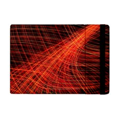A Christmas Light Painting Ipad Mini 2 Flip Cases