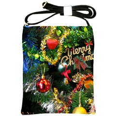Decoration Christmas Celebration Gold Shoulder Sling Bags