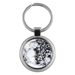 Earth Right Now Key Chains (round)